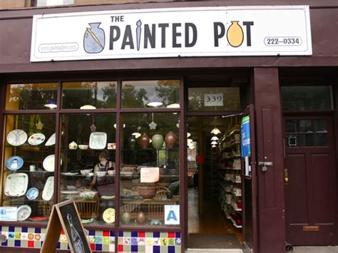 Handmade Pottery Nyc - handmade pottery ceramics at the painted pot in