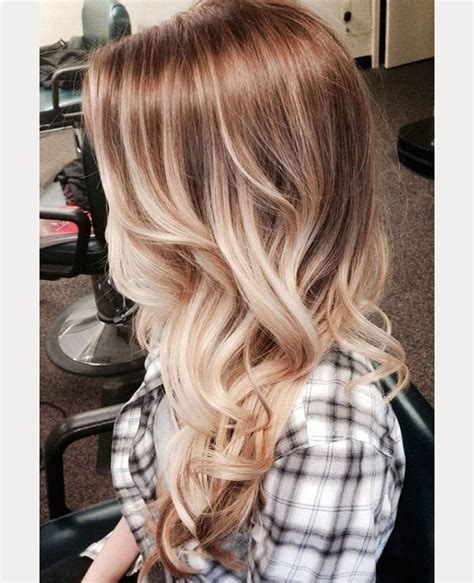 light brown and platinum blonde ombre hair ombre hair done right bright blonde light browns and