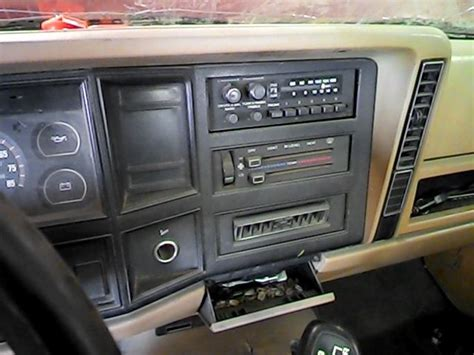 jeep comanche radio wiring diagram cars and motorcycles