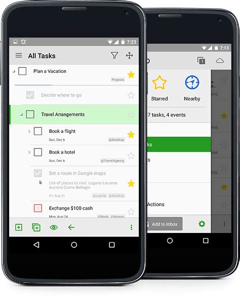 tasks android app android to do list and task list app mylifeorganized