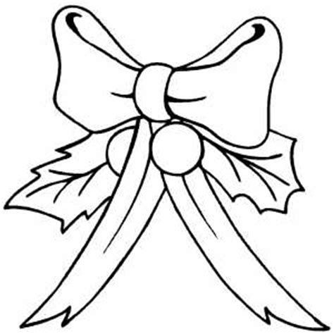 big bow coloring page bow coloring page