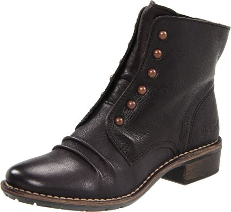 Sepatu Kickers Boots Black 2 kickers georges ankle boot in black lyst