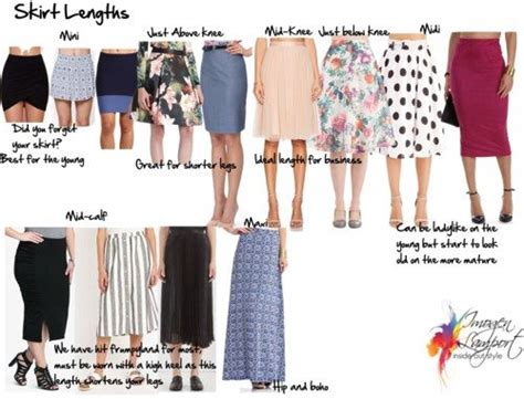 What Is Your Favorite Hem Length by What Is Your Skirt Length Saying About You Inside Out Style