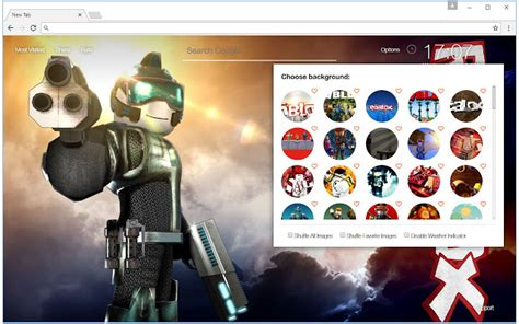 google themes and games roblox wallpaper hd new tab roblox themes chrome web store