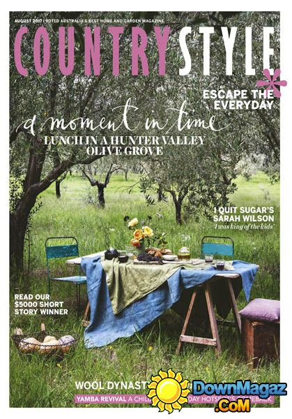 country homes interiors 08 2017 187 download pdf magazines magazines commumity country style 08 2017 187 download pdf magazines