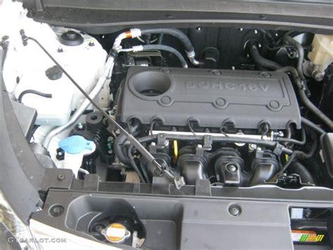 Kia Sportage 4 Cylinder 2012 Kia Sportage Lx 2 4 Liter Dohc 16 Valve Cvvt 4