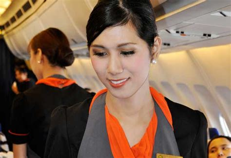Based Cabin Crew by Thailand Based Carrier Pc Air Has Hired Four Transgender Cabin Crew