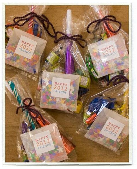 new year gifts favors partys for and spa s sleepover