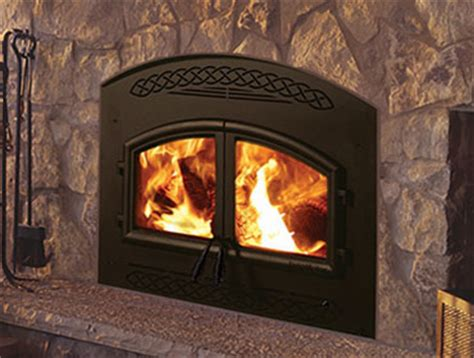 wood burning fireplaces fits any style heatilator