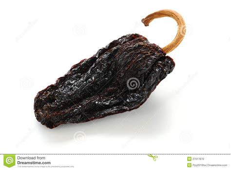 chile ancho stock photo image 27017870
