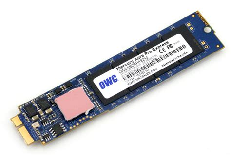 Mba 2010 Ssd Upgrade by Owc Mercury Aura Pro Express Ssd Review 240gb