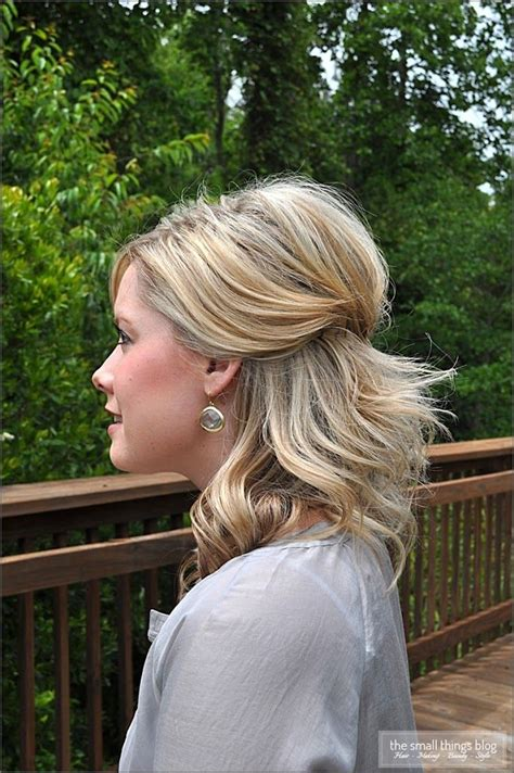 hairsyles worn up this hairstyle tutorial will show you a simple way to wear