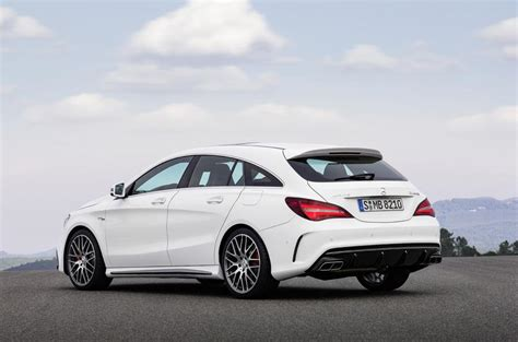 Motor Home Interior by Mercedes Benz Cla And Cla Shooting Brake Facelifts