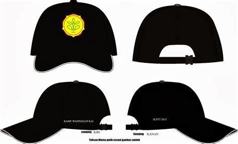 desain topi indonesia konveksi percetakan perlengkapan safety jakarta