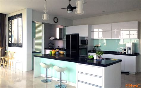 Ethnic Kitchen Decor by 30 Kitchens From Malaysian Interior Designers