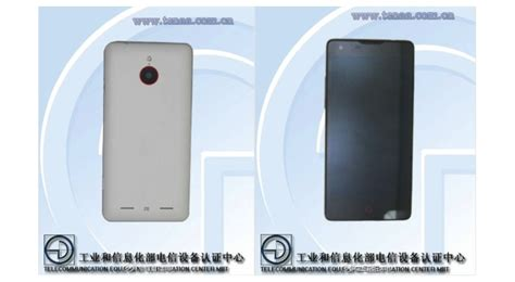 Hp Zte Nubia Z5 Mini zte nx402 nubia z5 mini gets certified in china softpedia