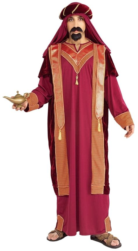 christmas nativity costumes sultan costume adult arabian sultan costume costume