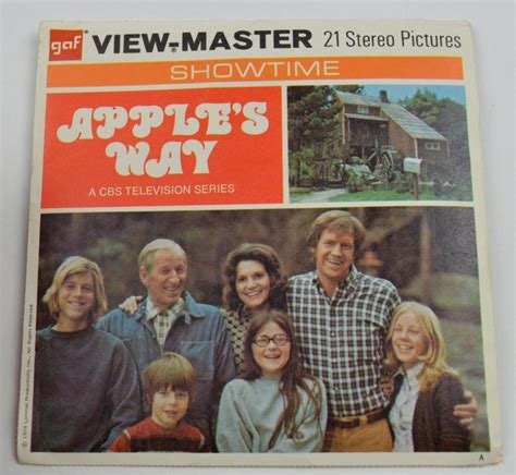 Apple Way viewmaster viewmaster reels view master reels apple s way