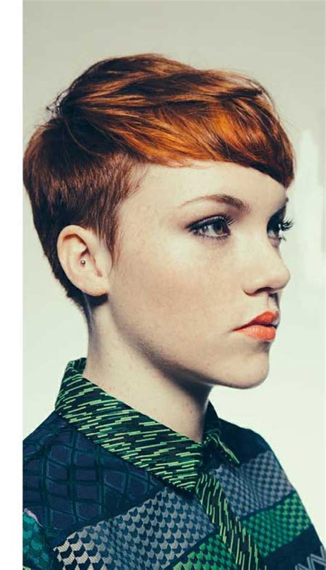 haircut longer on the sides choppy in the back 30 short pixie cuts for women short hairstyles 2017