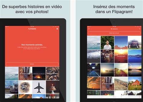 mobile xvideo flipagram sur iphone et android jeux vid 233 o mobiles