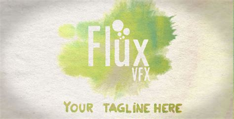 Watercolor Quotes After Effects Template Fluxvfx After Effects Quote Template