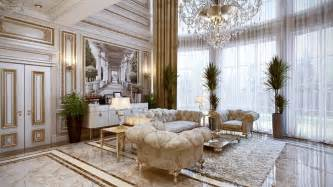 Neoclassical Decor by 5 Luxurious Interiors Inspired By Louis Era French Design