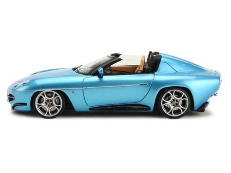 alfa romeo disco volante blue alfa romeo touring disco volante spyder 2016 matrix 1 43 autos miniatures tacot