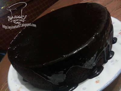 blog membuat kek tips mudah buat kek coklat kukus dengan sukatan cawan