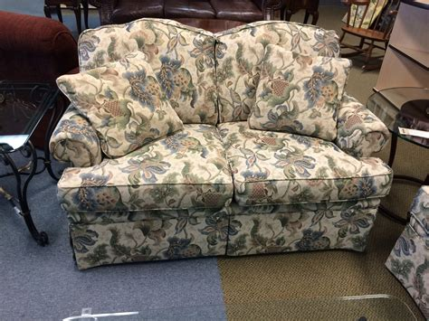 Floral Sofa And Loveseat by Green Floral Sofa And Loveseat Allegheny Furniture