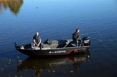 legend boats barrie used xtr series legend boats