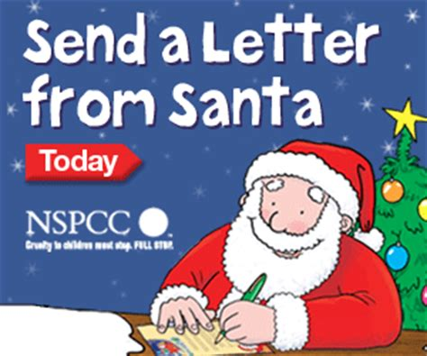 charity santa letter cloud4 announce nspcc as preferred charity cloud4 computers