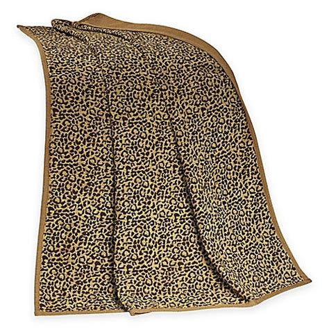 bed bath and beyond san angelo hiend accents san angelo leopard throw blanket bed bath