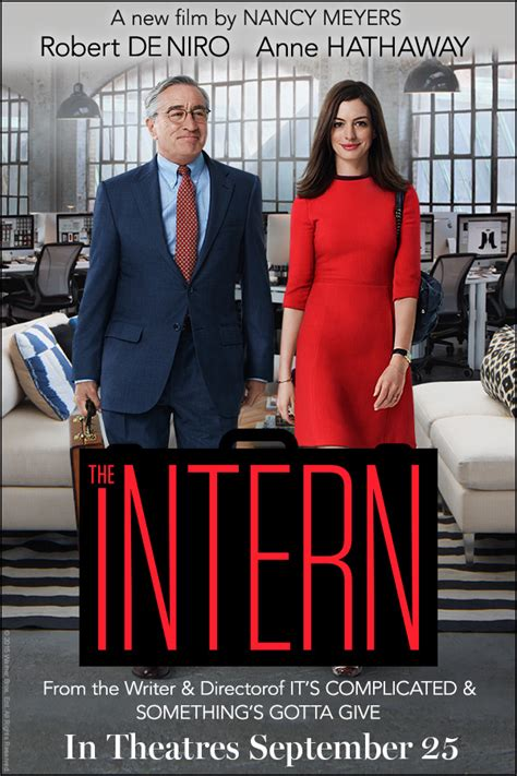 intern review the intern 2015 spoiler free reviews