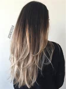 how to do ash ombre highlight on hair 1000 id 233 er om ombre hair p 229 pinterest h 229 r ombre og