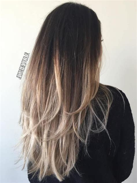 black and blonde ombre images best 20 black and blonde ombre ideas on pinterest