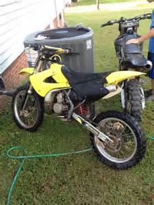 Suzuki 100 Dirt Bike 2004 Rm 100 Dirt Bike 2 Stroke