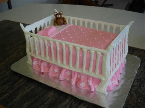 Crib Cake by Baby Crib Cake The Cake Process By Brandi Chavez