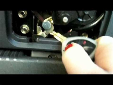 2006 Toyota Corolla Trunk Latch How To Fix Trunk That Won T 2006 2008 Civic For L