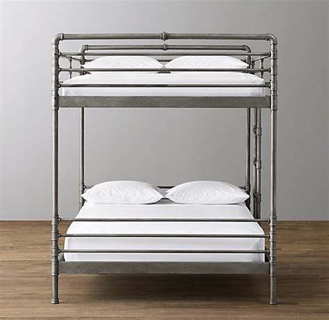 industrial steel pipe bunk bed
