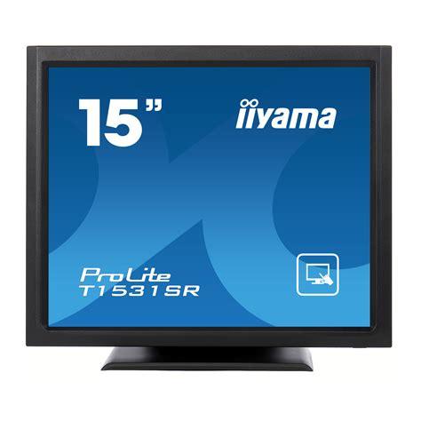 Tv Lcd Aoyama 15 iiyama 15 quot lcd tactile r 233 sistive prolite t1531sr b3 ecran pc iiyama sur ldlc