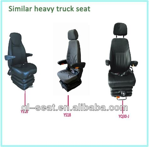 aftermarket air ride truck seats durable volvo used aftermarket seat air suspension truck
