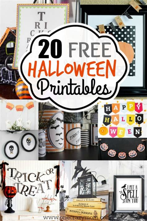 how to make your home ready for halloween design bookmark 3717 free halloween printables 20 free printables for halloween
