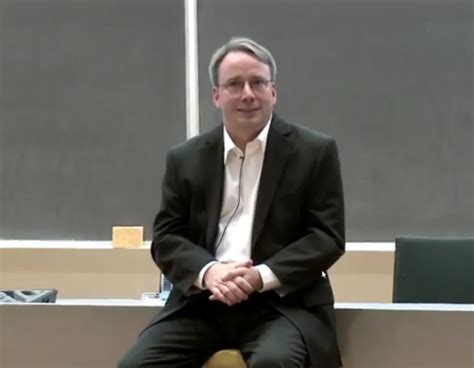 eric limer linus torvalds to nvidia on lack of linux support f ck