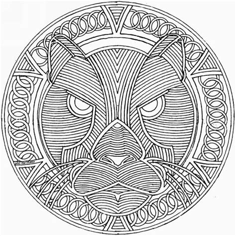 coloringcastle com mandala coloring pages html coloriage animaux mandala