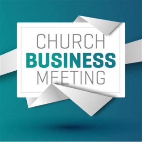 church business meeting carrickfergus baptist church