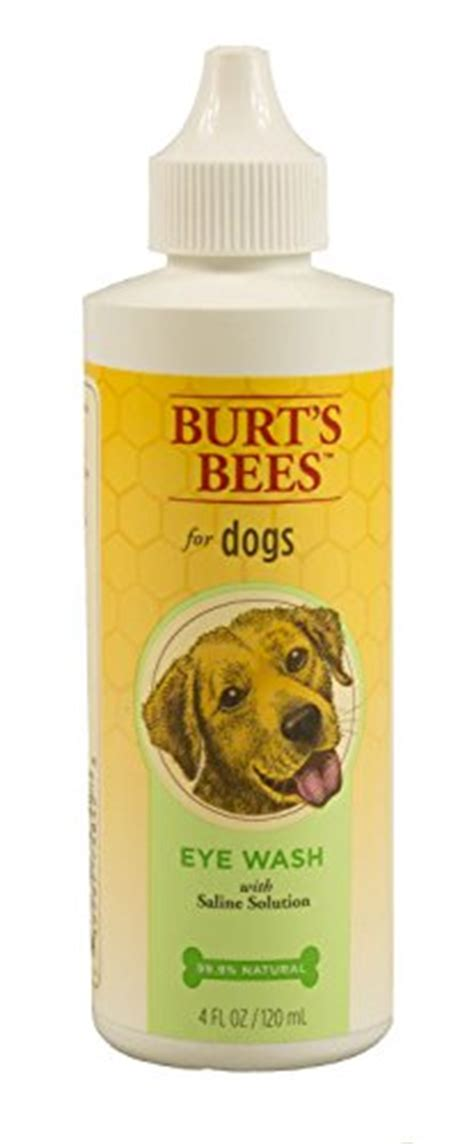 eye wash for dogs burt s bees for dogs eye wash with saline solution for dogs 4 ounces price reviews