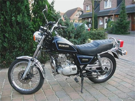 Suzuki Motorcycles Service Motorcycle Repair Suzuki Gn 125 Lack Of Power Suzuki Gn