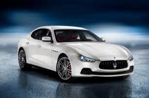 Maserati La Maserati Davide458italia 2014 Maserati Ghibli