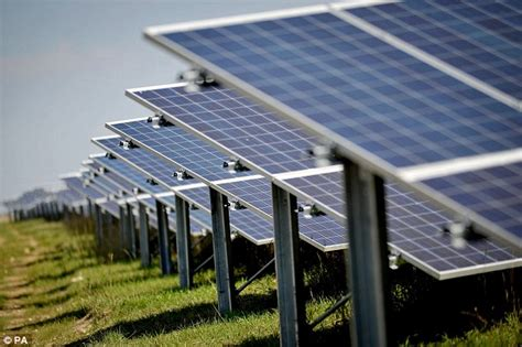 Renewable Energy Boom For Uk Farmers by Energy Rudd Announces Move To Reduce