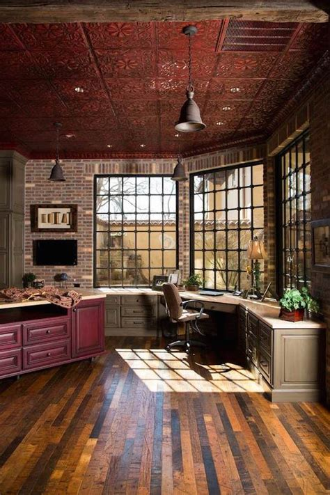 rustic home office 25 best ideas about rustic home offices on pinterest